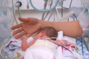 premature babies weight gain