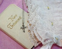 bigstock_Christening_Bonnet__Bible_875127