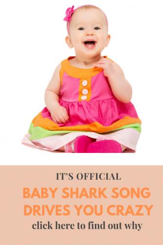 baby shark song crazy
