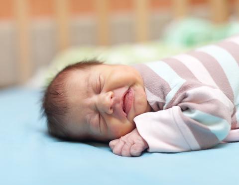 baby born preemie